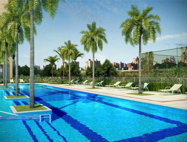 Lazer | Jardim de Andaluzia – Apartamentoem  Altos do Calhau - São Luís - Maranhão