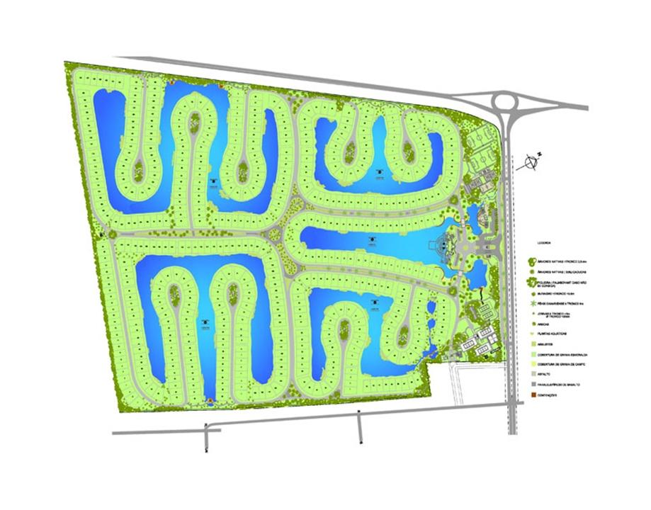 Estrutura e lazer | Enseada Lagos de Xangri-lá – Loteno  Centro - Xangri-Lá - Rio Grande do Sul