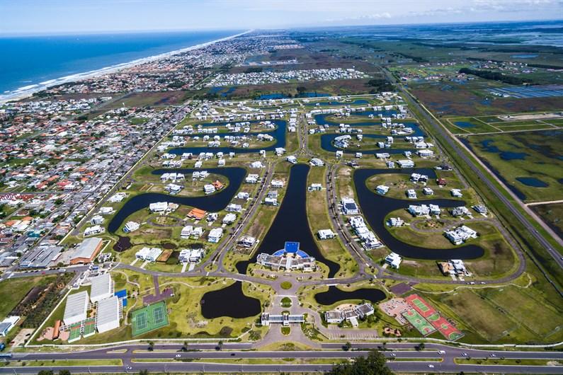 Fachada | Enseada Lagos de Xangri-lá – Loteno  Centro - Xangri-Lá - Rio Grande do Sul