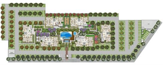 Implantação | Novo Sttilo Home Club – Apartamento na  Nova Parnamirim - Parnamirim - Rio Grande do Norte