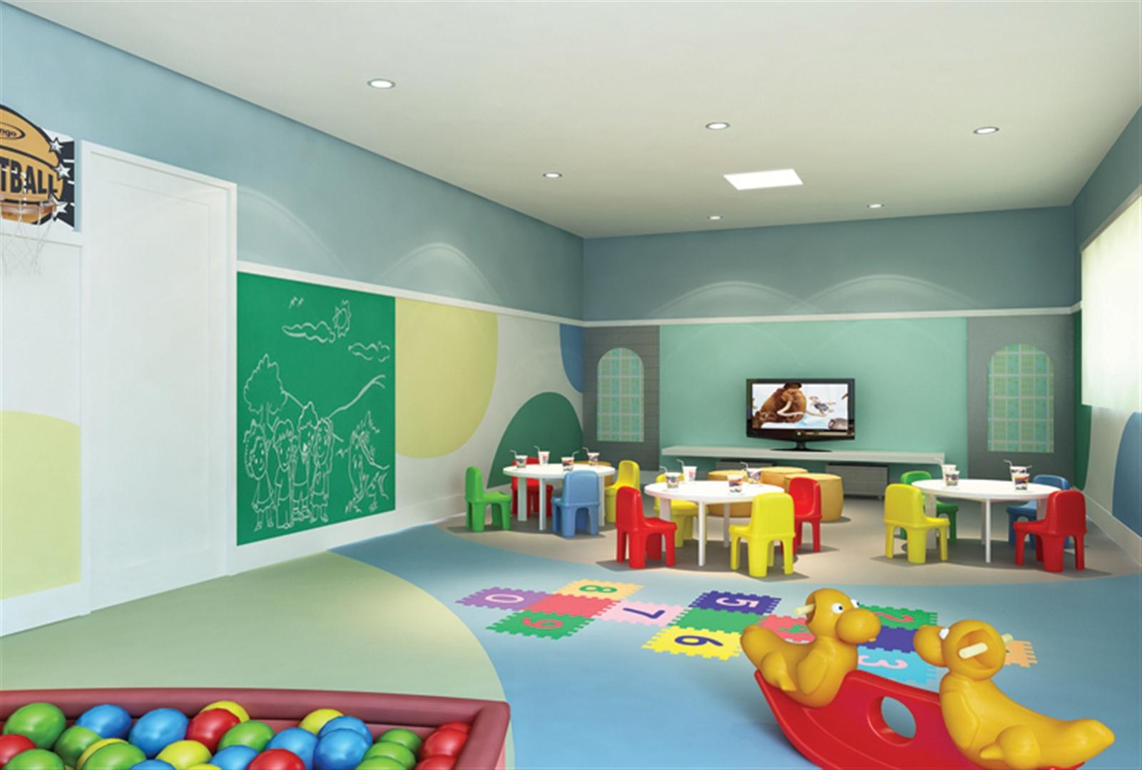 Perspectiva Ilustrada Kids Place