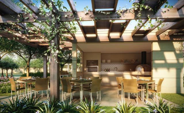 Lazer | Jardim de Lombardia – Apartamentoem  Altos do Calhau - São Luís - Maranhão
