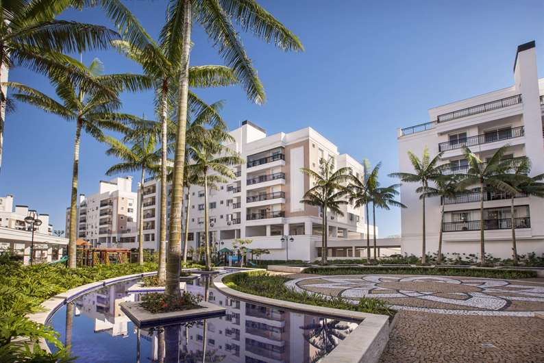 Fachada | Visionnaire – Apartamentono  Abraão - Florianópolis - Santa Catarina