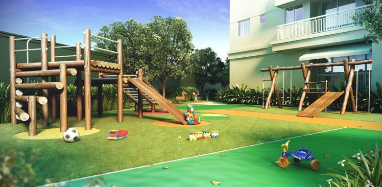 Lazer | Jardim de Provence – Apartamentono  Parque Verde - Belém - Pará