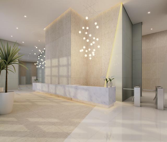 Área Comum | Thera Faria Lima Pinheiros Office – Salas Comerciaisem  Pinheiros - São Paulo - São Paulo