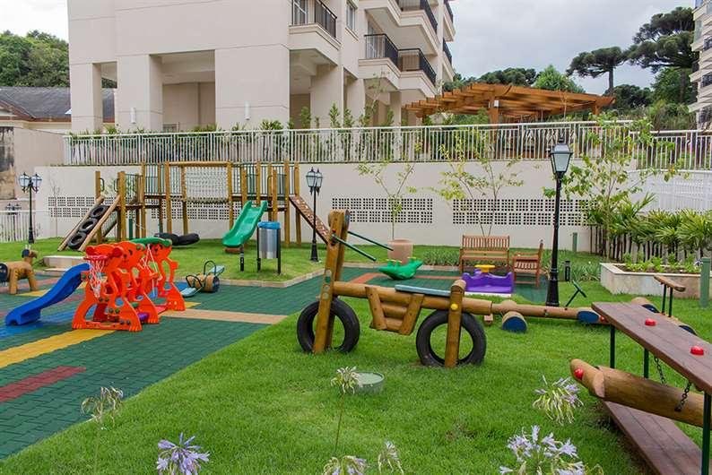 Lazer   Ópera Unique Home – Apartamentono  Ecoville - Curitiba - Paraná