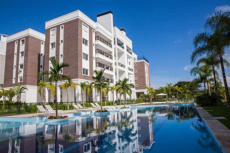 Fachada | Vitamare – Apartamentono  Abraão - Florianópolis - Santa Catarina