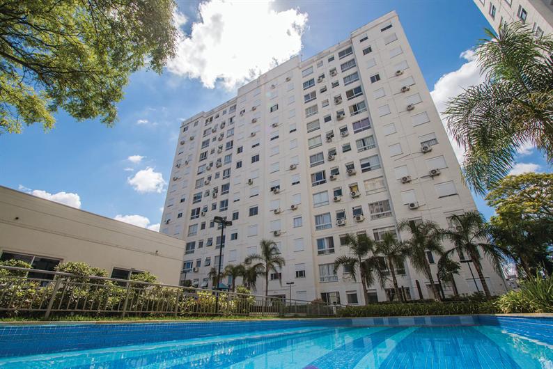 Fachada | Way – Apartamentono  Junto ao Menino Deus - Porto Alegre - Rio Grande do Sul