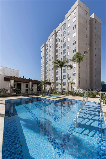 Fachada   Supera Condomínio Clube – Apartamento   ao lado do Zaffari Cavalhada - Porto Alegre - Rio Grande do Sul