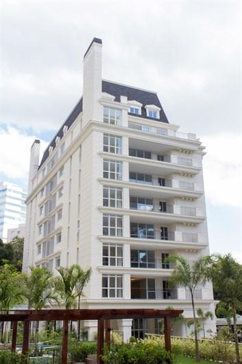 Área Comum   Le Chateau  – Apartamentono  Juvevê - Curitiba - Paraná