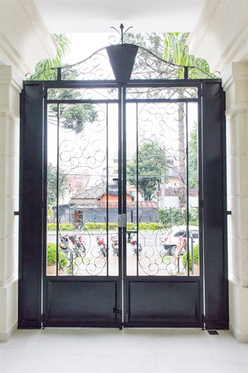 Entrada | Le Chateau – Apartamentono  Juvevê - Curitiba - Paraná