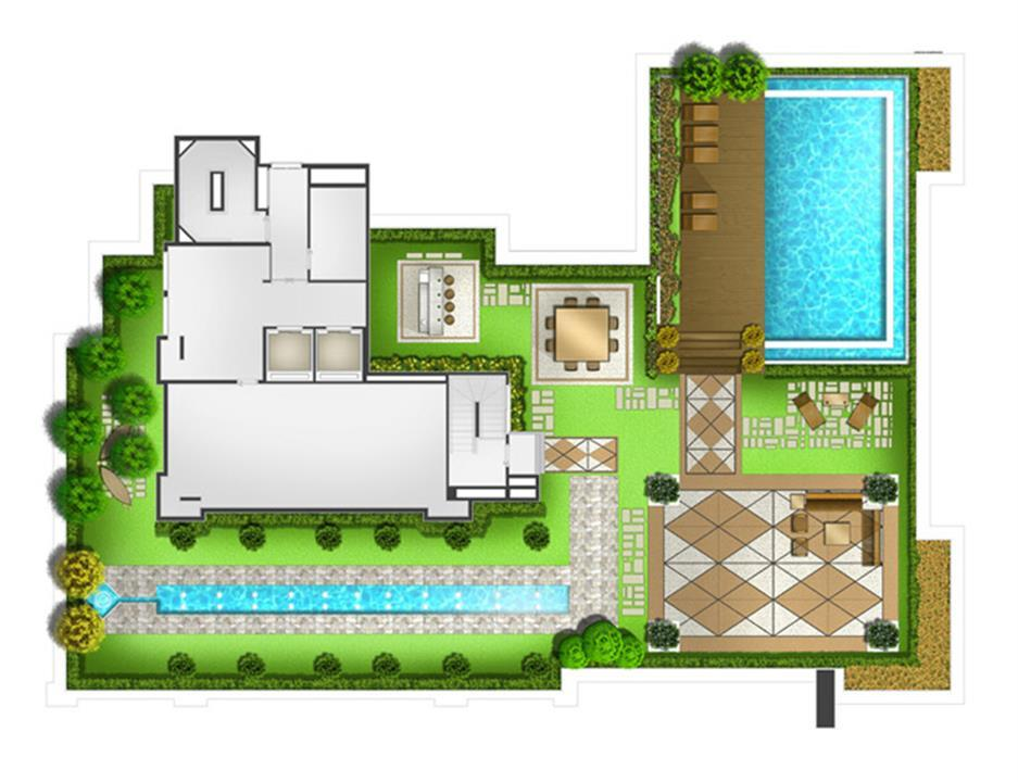 Edif cio parque alfredo volpi for Plantas ornamentales para parques