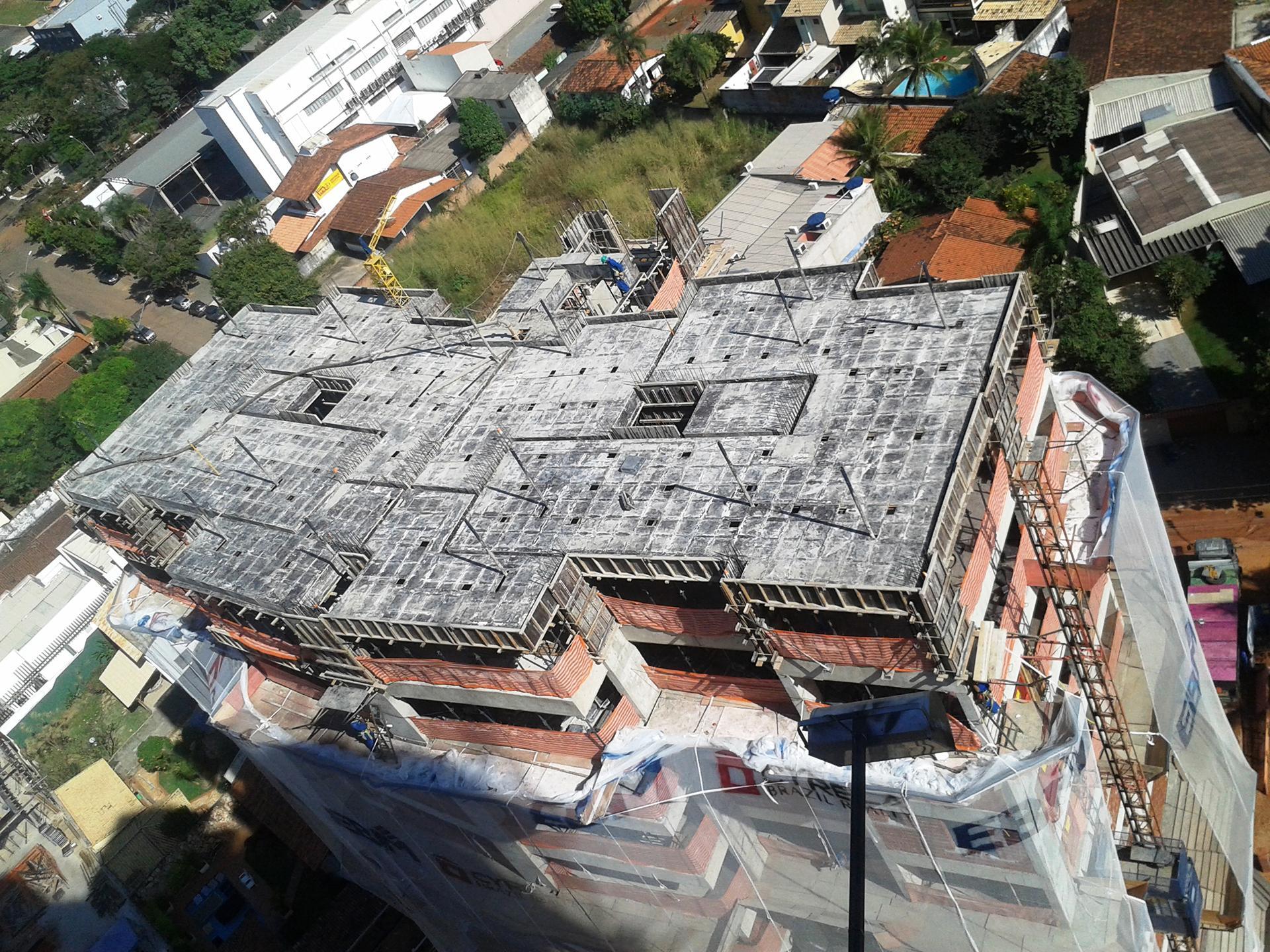 Alvenaria | Chateau Marista LifeStyle – Apartamentono  Setor Marista - Goiânia - Goiás
