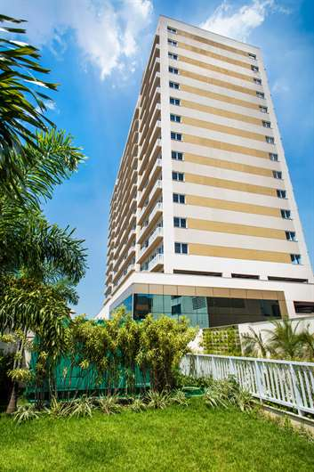 Fachada | DHC Offices – Salas Comerciaisem  Pilares - Rio de Janeiro - Rio de Janeiro