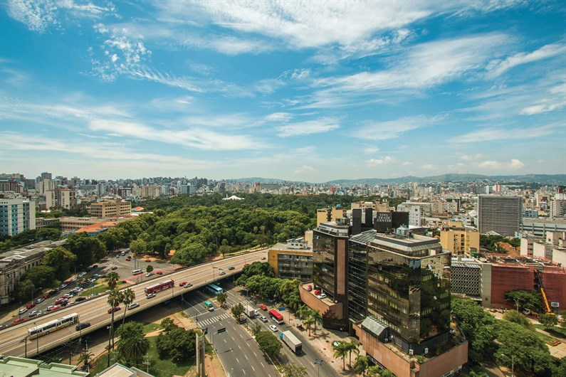 Vista | Duo Concept Hotel – Hotelna  Cidade Baixa - Porto Alegre - Rio Grande do Sul