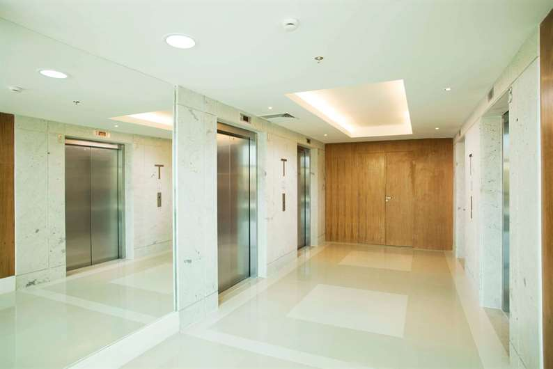Lobby | Carioca Offices – Salas Comerciaisna  Vila da Penha - Rio de Janeiro - Rio de Janeiro