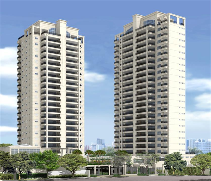 Fachada | Cristall Aclimação – Apartamentona  Aclimação - São Paulo - São Paulo