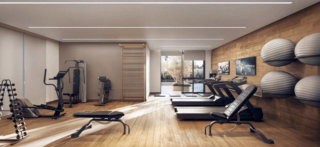 Fitness e Fisioterapia Vintage Senior Residence